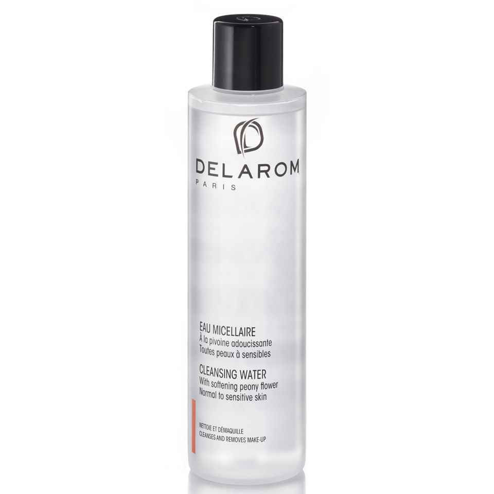 Delarom Cleansing Micellar Water for All Skin Types - 200ml