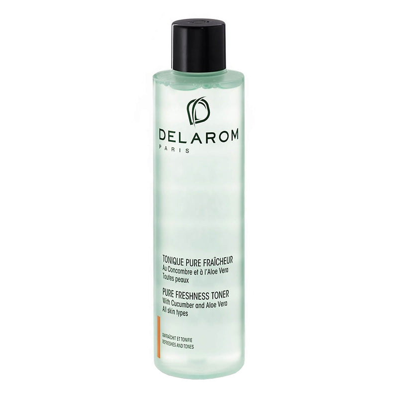 Delarom Pure Freshness Toner with Aloe Vera - 200ml