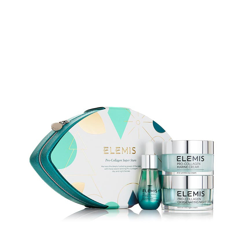 ELEMIS Pro-Collagen Super Stars Gift SetCosmetics Online IE