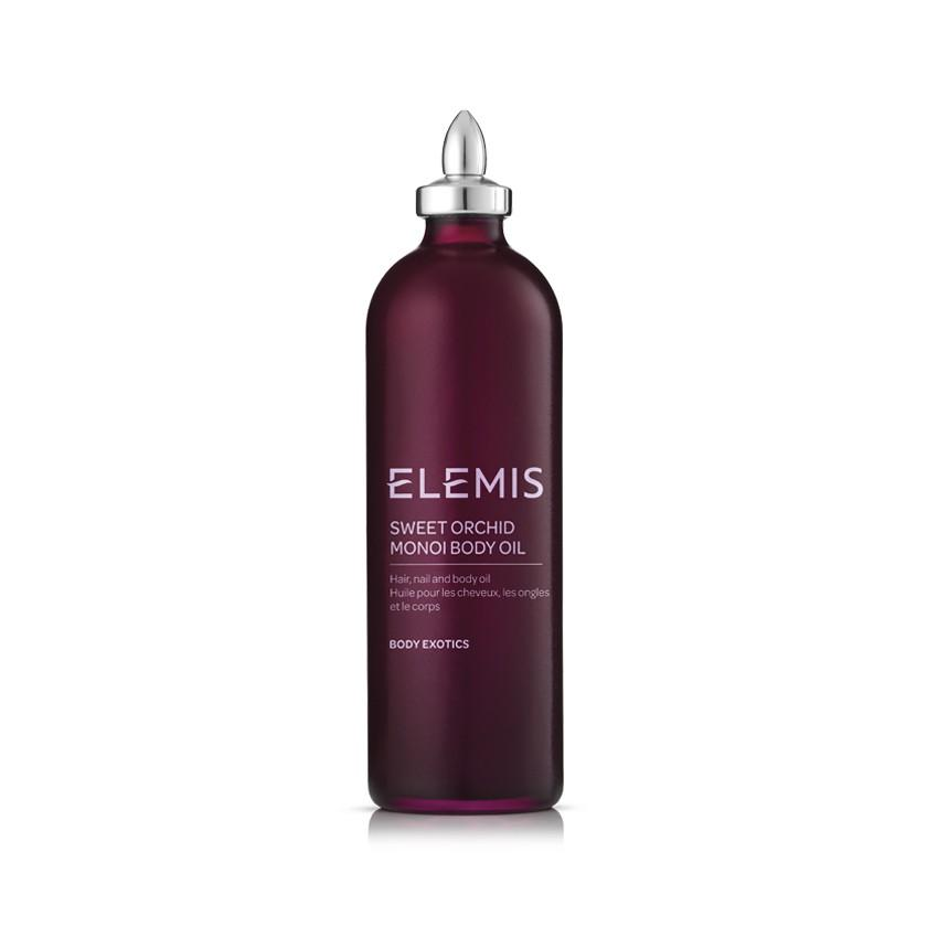 Elemis Sweet Orchid Nourishing Moisturizing Body Oil - 100ml