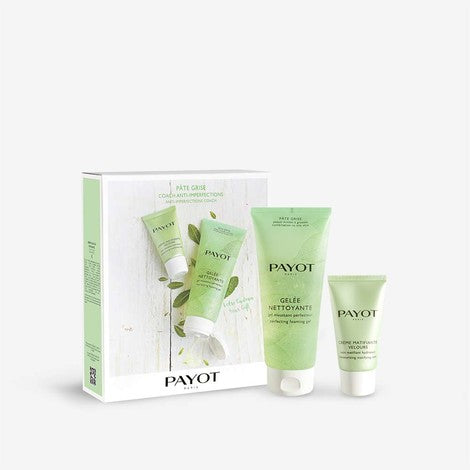 Payot PÂTE GRISE Imperfections Gift Set (Cleanser & Moisturiser duo)Cosmetics Online IE