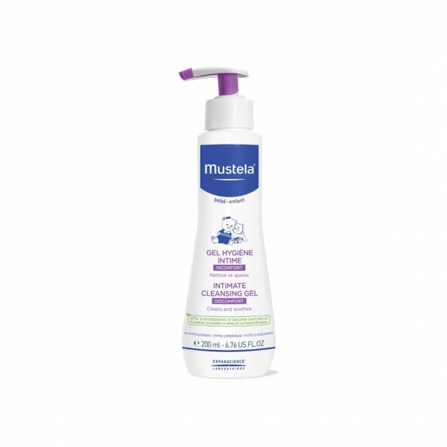 Mustela Baby Intimate Cleansing Gel 200MLCosmetics Online IE
