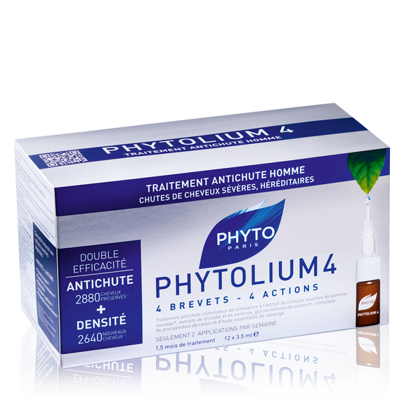 PHYTOLIUM 4 TREATMENT Thinning Hair - MenCosmetics Online IE