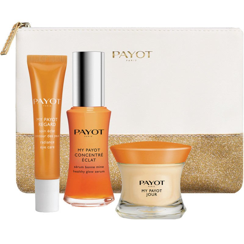 Payot MY PAYOT Ritual Kit ( 4 Products including free pouch)Cosmetics Online IE