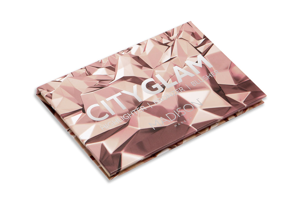 Madison Makeup The City Glam Palette