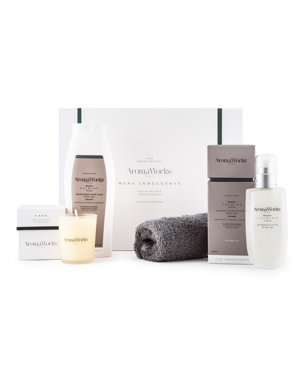 AromaWorks Men's Indulgence Box Cosmetics Online
