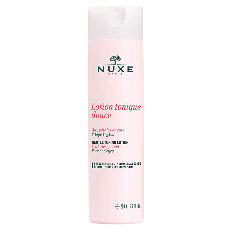 NUXE Lotion Tonique Douce - Gentle Toning Lotion 200ml
