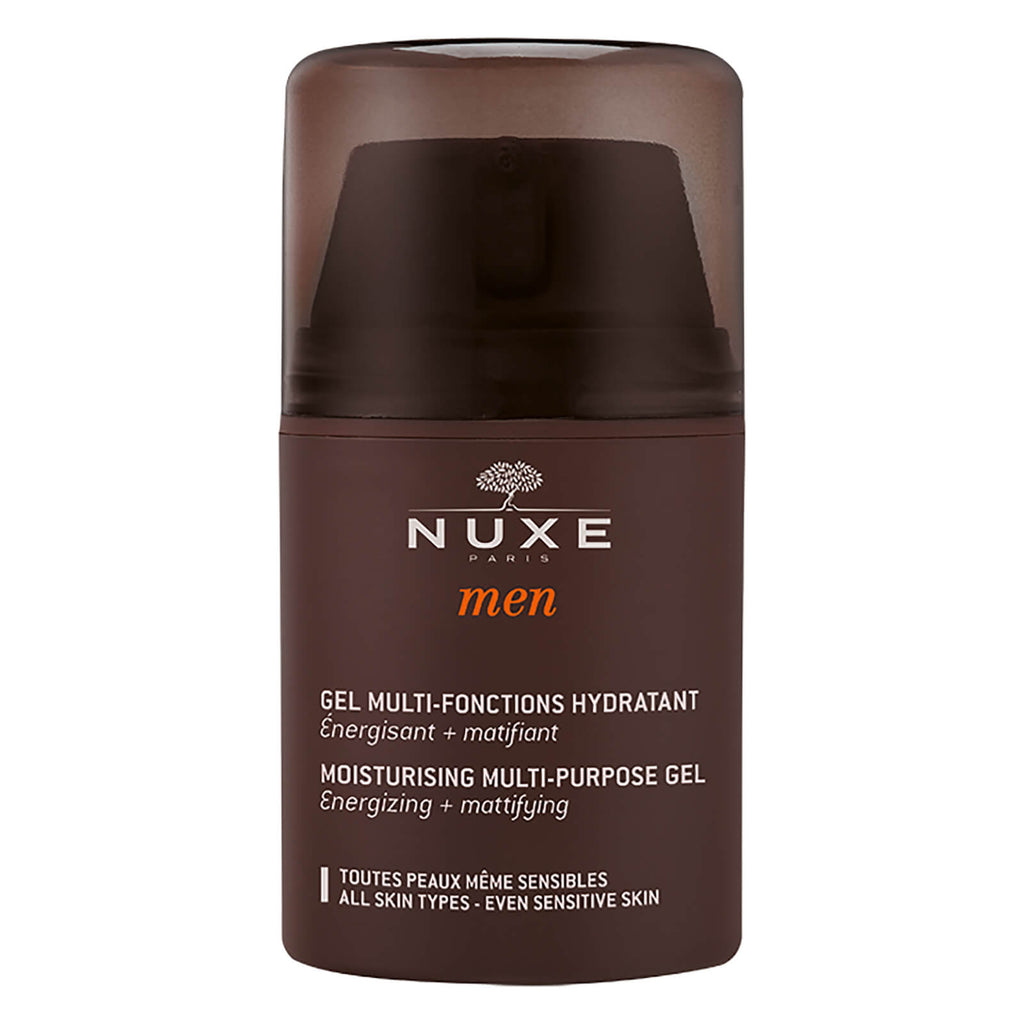 NUXE Men Moisturising Multi-Purpose Gel 50ml CosmeticsOnline.ie