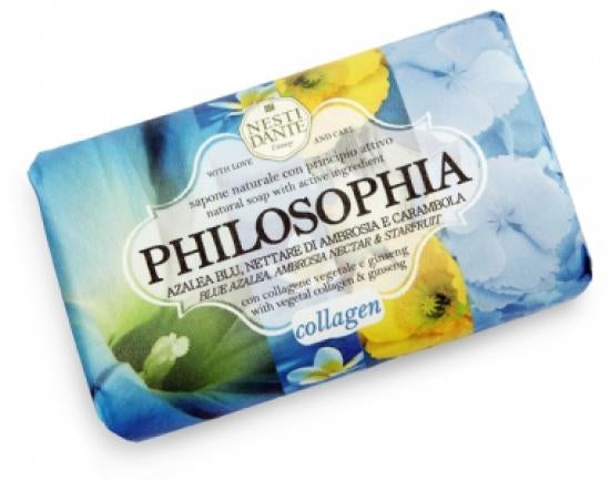 Nesti Dante Philosophia - Collagen  250gm Soap BarCosmetics Online IE