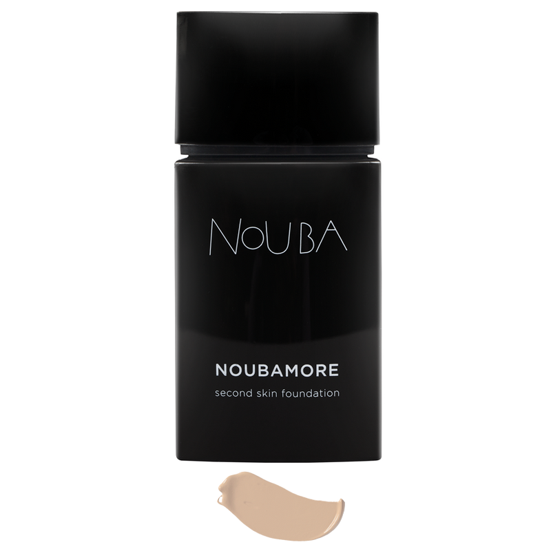 Nouba Noubamore Second Skin FoundationCosmetics Online IE