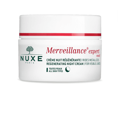 Nuxe Anti-wrinkle Night Cream Merveillance® Expert - 50ml-cosmetics-online