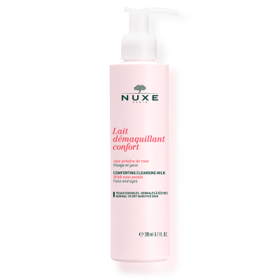 Nuxe Cleansing Milk with Rose Petals-cosmetics-online