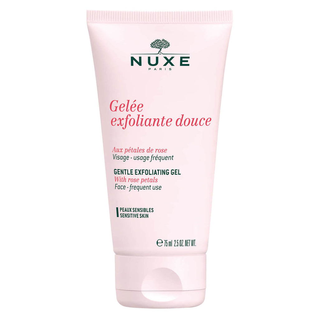 Nuxe Facial Exfoliating Gel with Rose Petals - 30% OFF