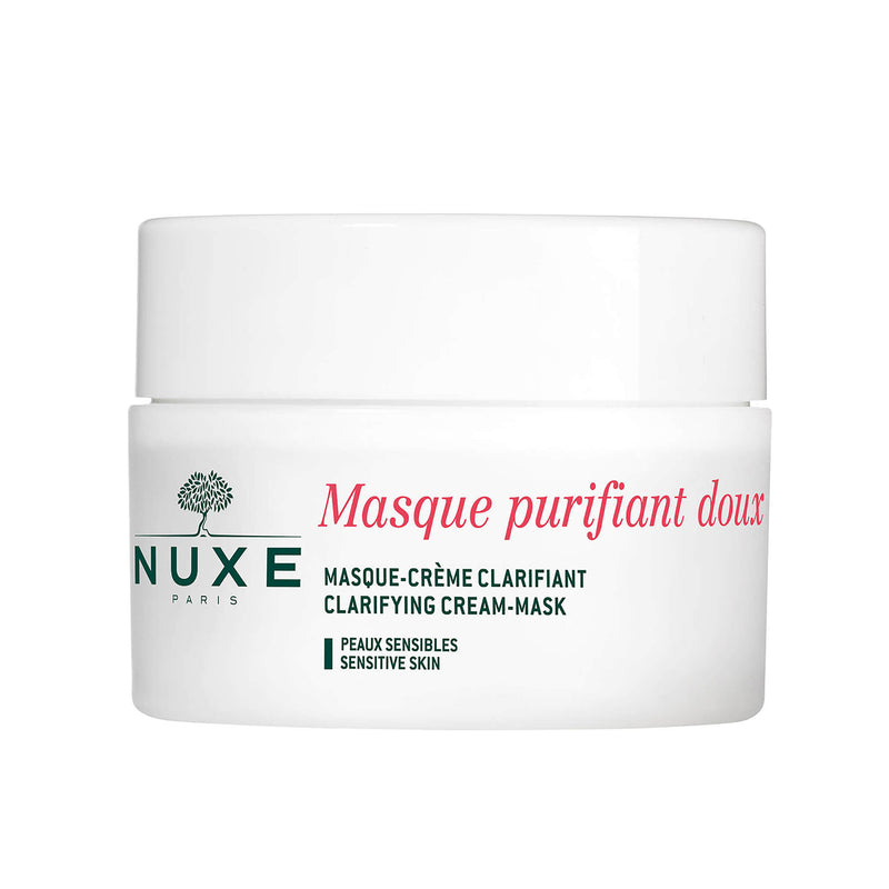 Nuxe Gentle Purifying Cream-Mask With Rose Petals 50ml - 50% OFF