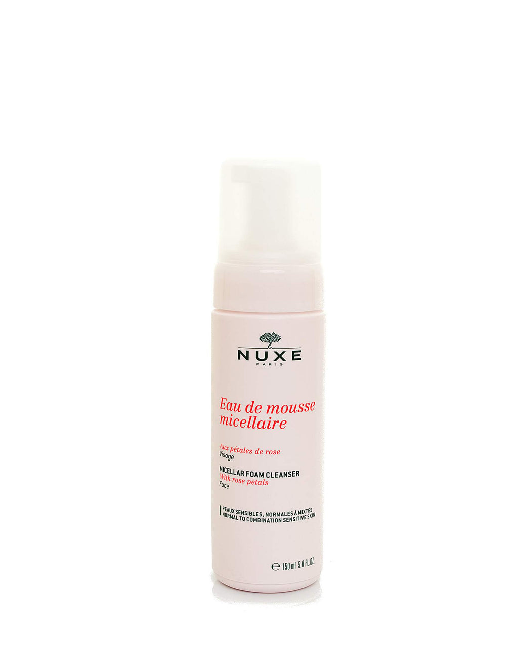 Nuxe Micellar Foam Cleanser with Rose Petals - 30% OFF