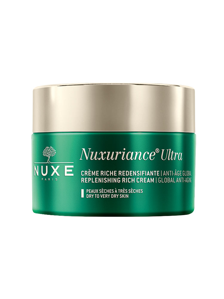 Nuxe Nuxuriance Ultra Replenishing Rich Cream Global Anti-Aging 50mlCosmetics Online IE