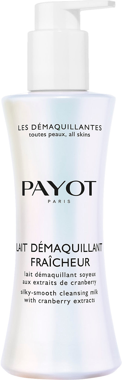 PAYOT Lait Demaquillant Fraicheur - 200ml - Cosmetics Online IE