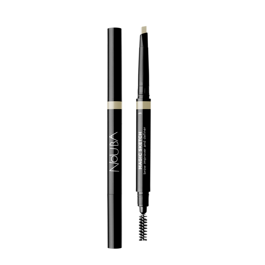 Nouba Magic Sketch Brow Improver & DefinerCosmetics Online IE