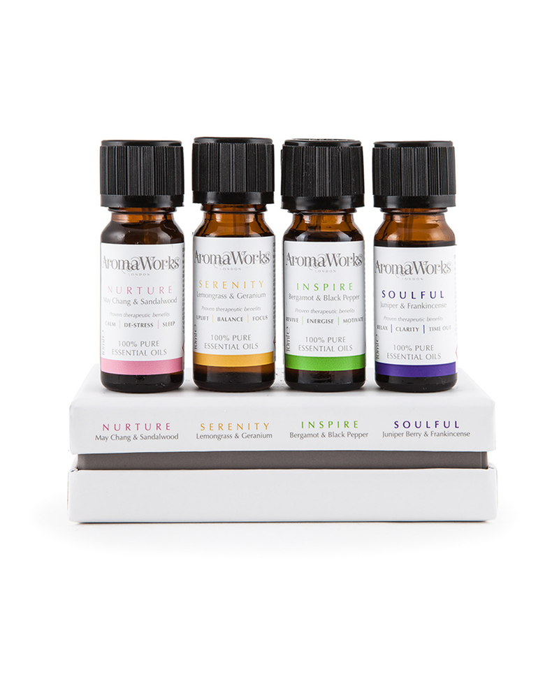 Aroma Works Box of Essential Oils