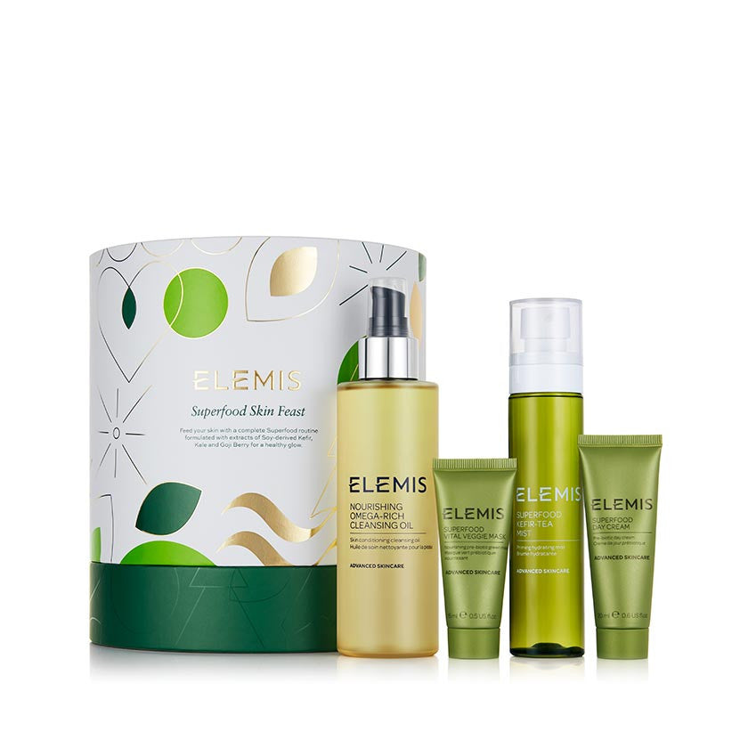 ELEMIS Superfood Skin Feast Gift SetCosmetics Online IE