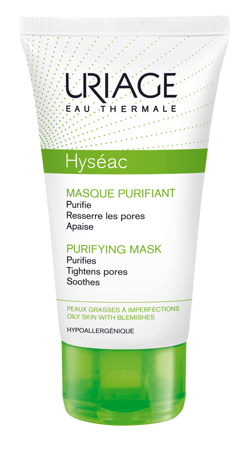 uriage-hyseac-purifying-mask-cosmetics-online-ireland