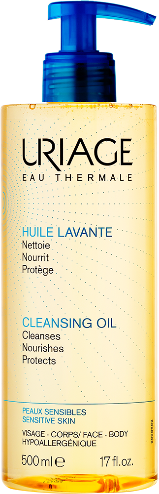 URIAGE Cleansing Oil – 500mlCosmetics Online IE