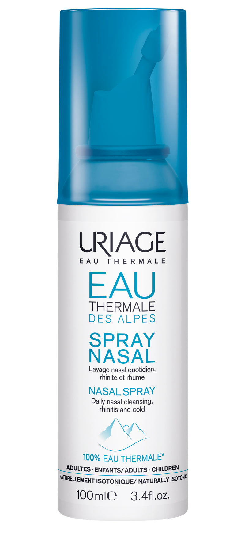 URIAGE Eau Thermale Nasal Spray - 100mlCosmetics Online IE