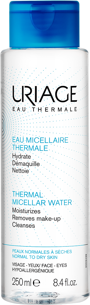 URIAGE Thermal Micellar Cleansing Water (Normal to Dry Skin) – 250mlCosmetics Online IE