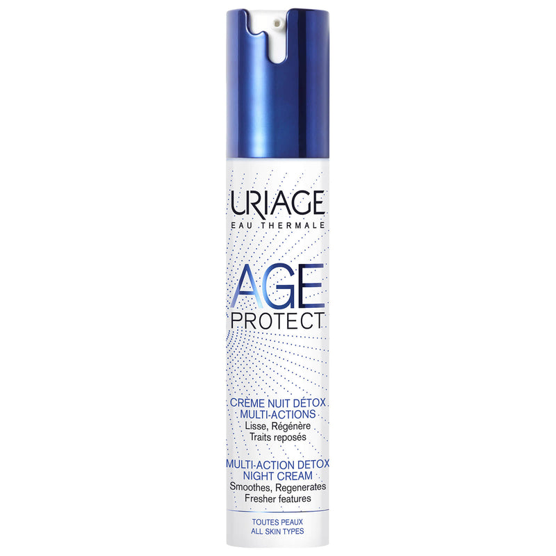 URIAGE Age Protect Multi-Action Detox Night Cream 40ml