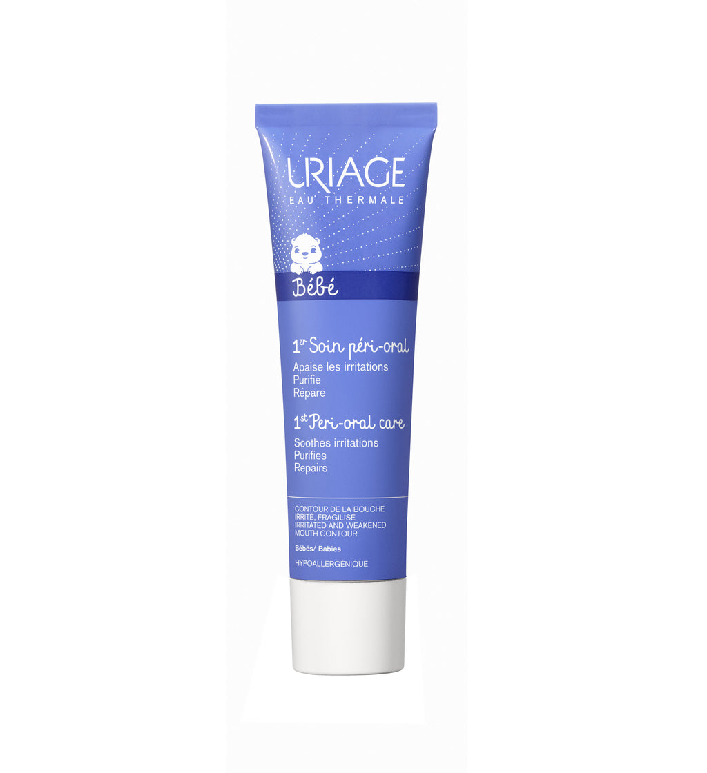 URIAGE Baby's 1st Peri-Oral Repair Cream - 30ml
