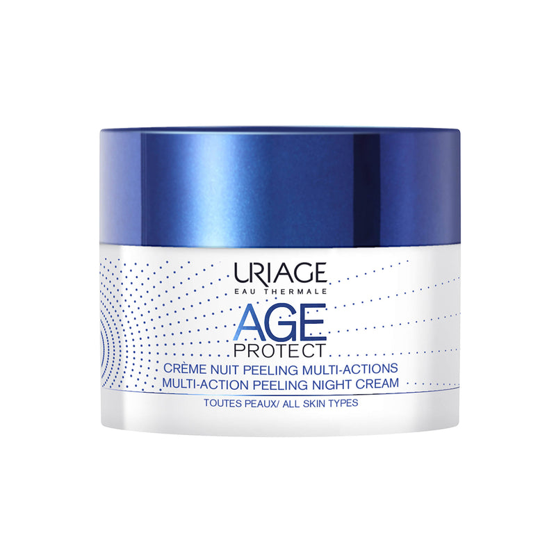 Uriage Age Protect Multi-Action Night Cream Peel 50ml