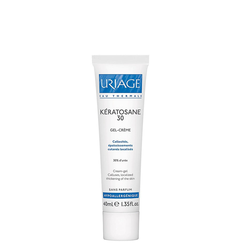 URIAGE Eau Thermale Keratosane Keratosane 30 Cream Gel for Callused Skin 40ml