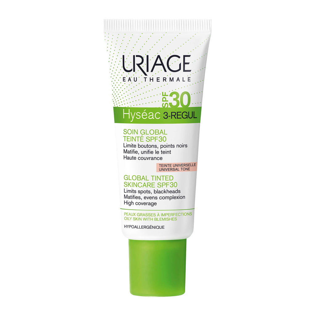 Uriage Hyseac 3-Regul Tinted Global Skincare SPF30 - 40ml