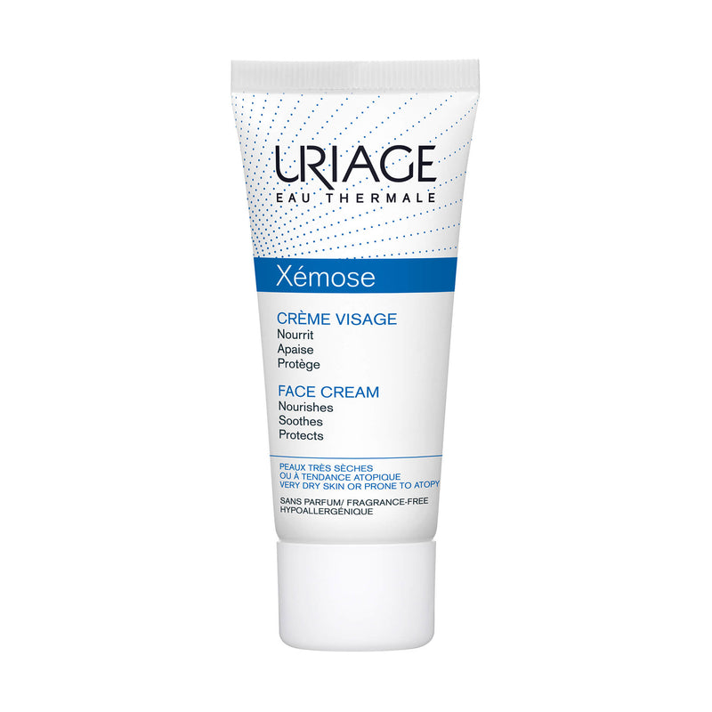 Uriage Xémose Emollient Face Cream 40ml