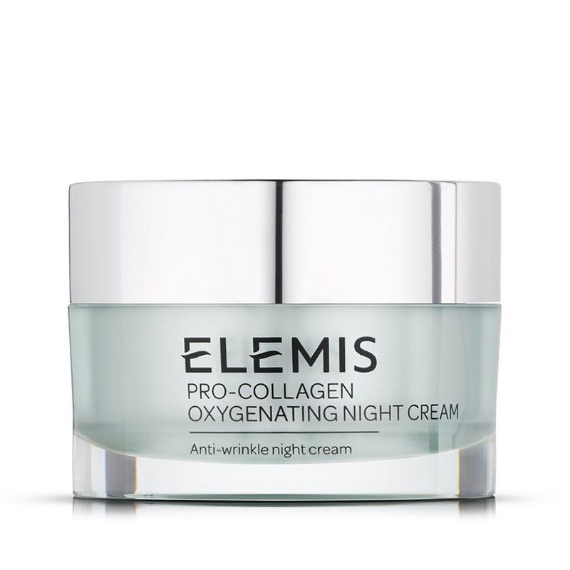 Elemis Pro Collagen Oxygenating Anti-wrinkle Night Cream - 50ml