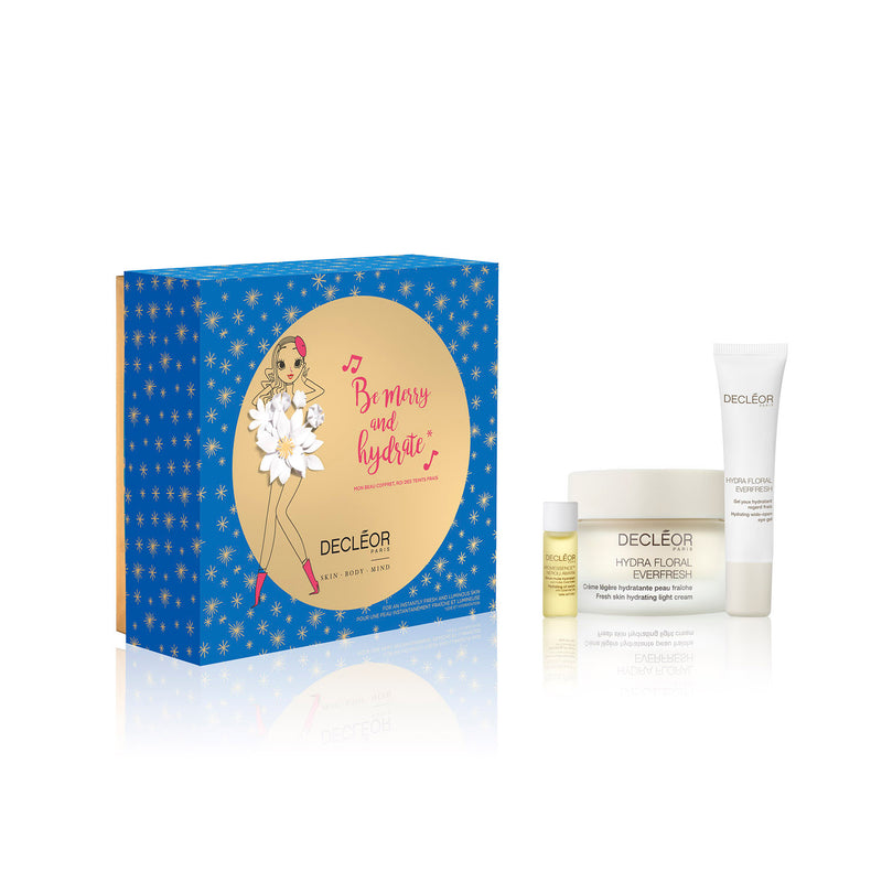 DECLÉOR Be Merry And Hydrate 2018 Hydration Rich Kit-cosmetics-online