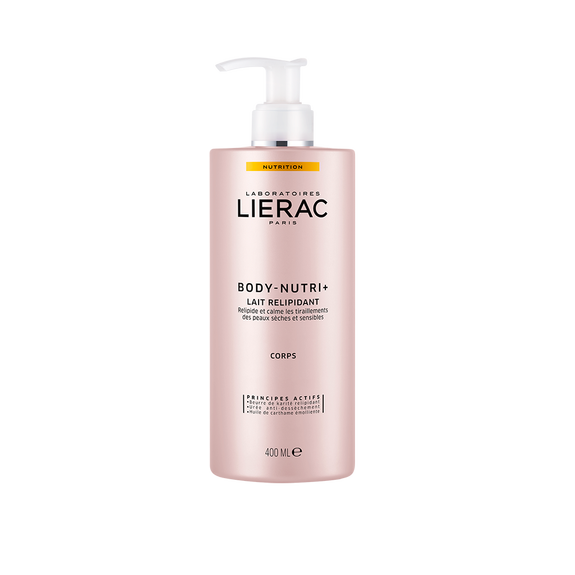 LIERAC BODY-NUTRI+ ANTI-DRYNESS BODY LOTION 400MLCosmetics Online IE