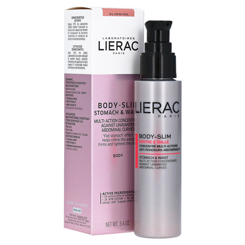 Lierac Body-Slim Stomach & Waist 100mlCosmetics Online IE