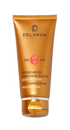 delarom-bronze-spf30-protection-cosmetics-online-ie