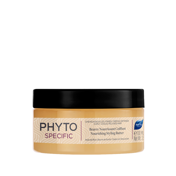 PHYTO Nourishing Styling Butter CURLY, COILED AND RELAXED HAIRCosmetics Online IE