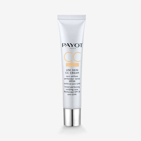 Payot UNI SKIN Tinted perfecting CC Cream Spf30 40mlCosmetics Online IE