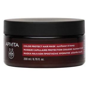 APIVITA -Colour Protection Hair Mask (with Sunflower & Honey)200mlCosmetics Online IE