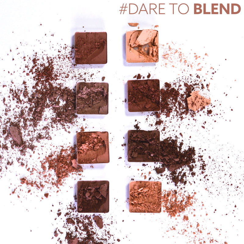 Madison Makeup Dare To Blend PaletteCosmetics Online IE