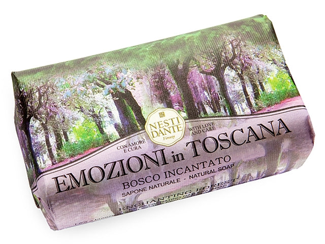 Nesti Dante Emozioni in Toscana -Enchanting Forest 250gm Soap BarCosmetics Online IE