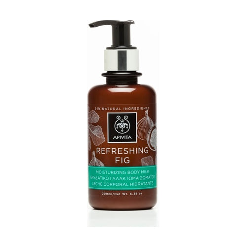 Apivita - Refreshing Fig Body Milk 200mlCosmetics Online IE