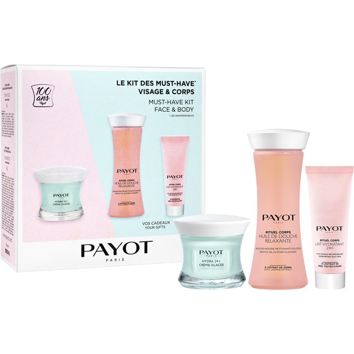 Payot Hydra 24+Must Have Face & Body kitCosmetics Online IE