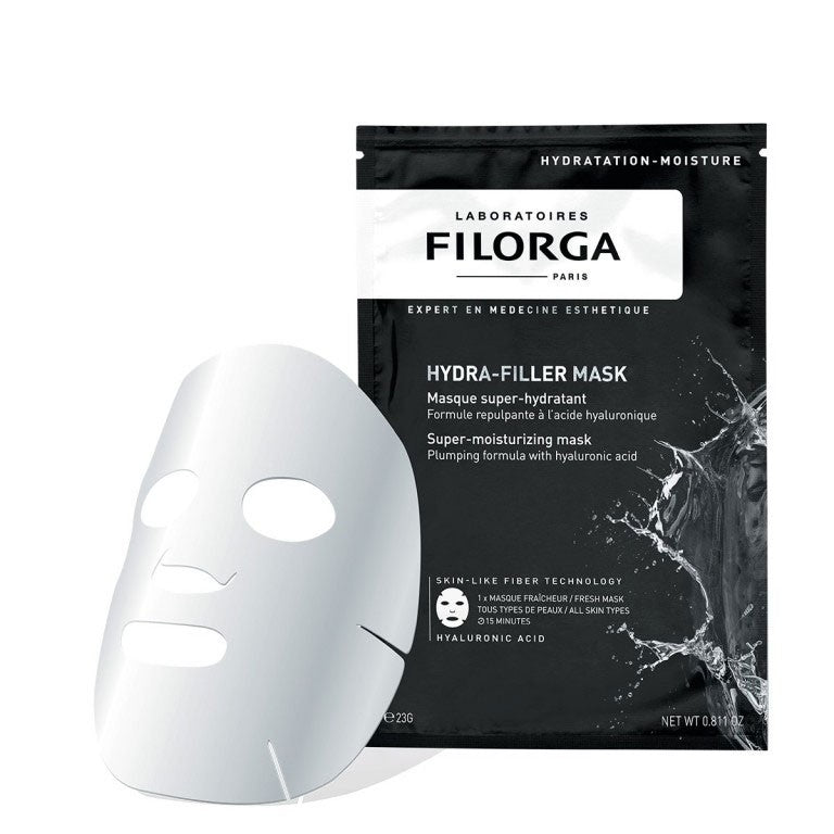 FILORGA HYDRA-FILLER MASK (Super Moisturizing White Mask) 12PKCosmetics Online IE