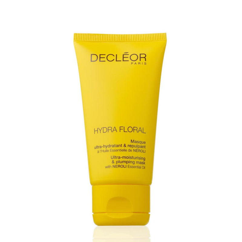 DECLÉOR Hydra Floral Ultra Moisturizing & Plumping Mask - 50ml - Cosmetics Online IE