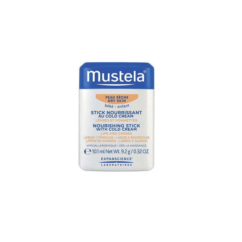 Mustela Hydra-Stick with Cold Cream nutri-protective 10gmCosmetics Online IE