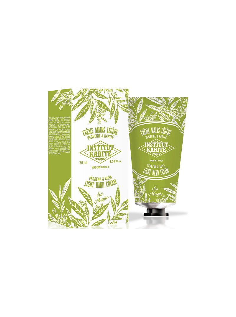 Institut Karité Paris Shea Light Hand Cream So Magic Verbena - 70% OFFCosmetics Online IE